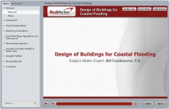 Design of Buildings for Coastal Flooding