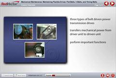 Mechanical Maintenance: Maintaining Flexible Drives: Flat