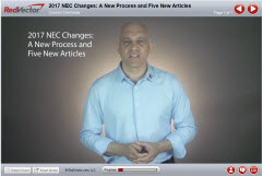 2017 NEC Changes: A New Process and Five New Articles