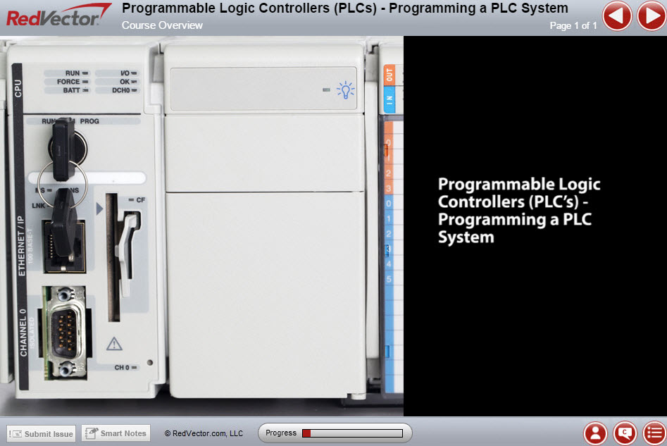 Programmable Logic Controllers (PLC's) - Programming a PLC System