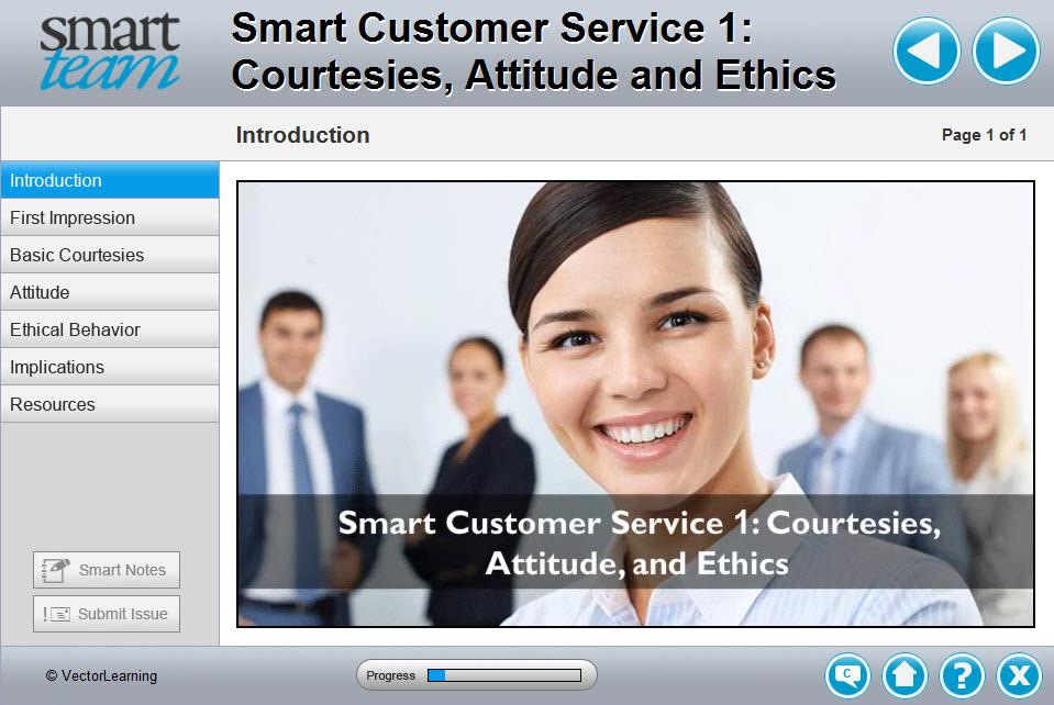 Smart Certificate A Comprehensive Customer Service Program